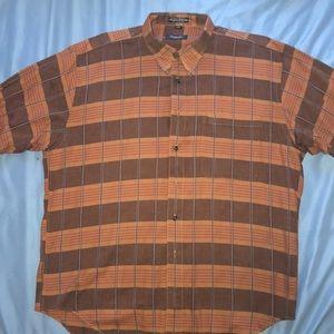 Dior plaid shirt(vintage)